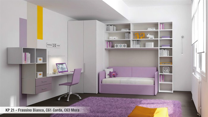 Beautiful moretti compact camerette images - Prezzi camerette moretti compact ...